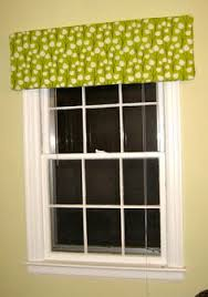 Foam Board Window Valance Diy Window Cornice Valence Valance Super Easy And Window Cornices