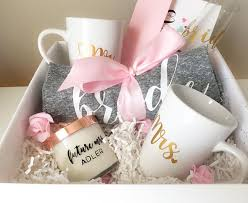 bridal gifts engagement gift basket to be gift set bridal gift basket