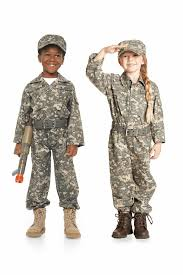 Military Halloween Costumes Kids Desert Army Soldier Costume Kids Soldier Costume Chasing