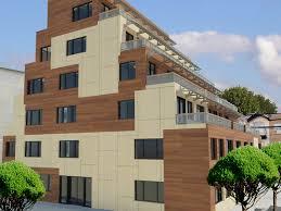 Sustainable Apartment Building Design Fontan Architecture - Sustainable apartment design