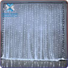 cheap decorative led curtain light led light curtain wall wedding