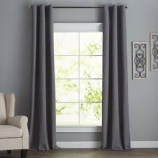 Winter Window Curtains Winter Curtains Wayfair