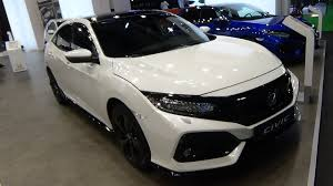 honda civic 2017 interior 2017 honda civic turbo sport plus exterior and interior