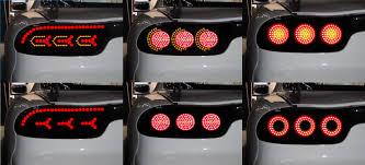 how to make custom led tail lights fd led tail lights concepts rx7club com mazda rx7 forum