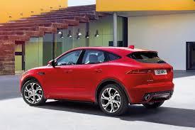 2018 jaguar epace first edition rear left autobics