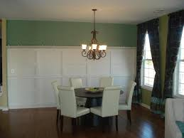 Wallpaper Ideas For Dining Room Innovative Dining Room Wainscoting All Home Decorations