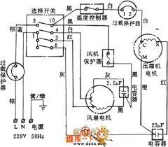 baohua kc 17 window air conditioner circuit