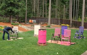 How To Spray Paint Patio Furniture Hey Honey I Spray Painted All The Patio Furniture Do You Like It