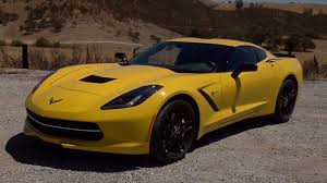 what is the year of the corvette corvette named automobile of the year nov 16 2013