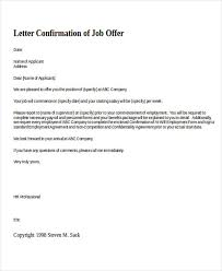 Confirmation Extension Letter Format sle employment verification letter best business template sle