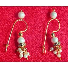bugadi earrings bugadi earrings pearls jewelry
