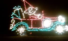 a christmas tradition u2013 lights at vasona park bigger in real life