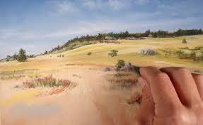 landscape painting tutorial soft pastels