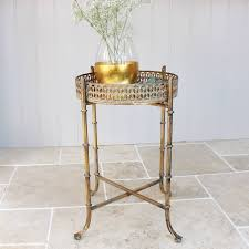 small gold side table side tables occasional tables contemporary side tables