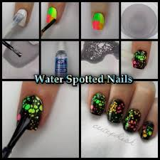 Diy Easy Halloween Drag Marble Nails Design Cute Dry Nail Art by 150 Best Nail Art Water Marble Images On Pinterest Water