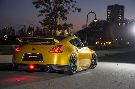 slammed nissan 370z design center autovisionny