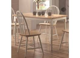30 x 48 dining table coaster damen white natural 30 x 48 rectangle leg dining table 4147