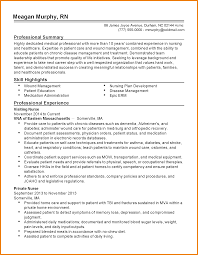 professional summary examples for nursing resume perfect resume 3 perfect resumes perfect professional resume my perfect resume com professional resume for theresa perfect professional resume