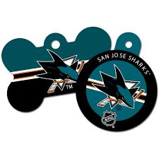 San Jose Sharks Flag San Jose Sharks Dog Tag Personalized Nhl Pet Tags Dogids