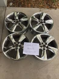 lexus wheels peeling fl oem 3gs chrome lexus gs350 gs460 wheels 18x8 45 clublexus