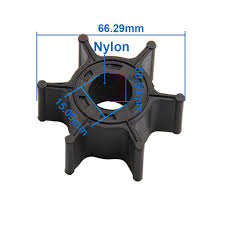 amazon com big autoparts water pump impeller for yamaha 6hp 8hp 2