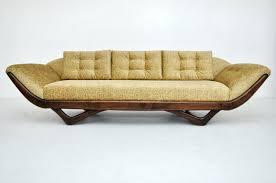 adrian pearsall gondola couch mid century modern pinterest
