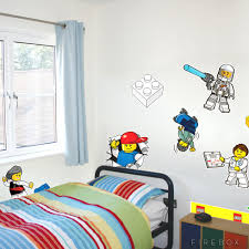 lego wall decals for kids rooms decoration u0026 furniture unique