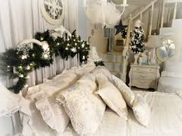 Elegant White Christmas Decorations by Bedroom Amazing Christmas Bedroom Inspiration Design To Make You