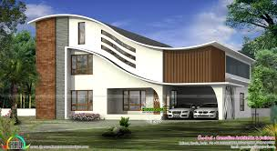 Caribbean House Plans Curved Roof House Designs House Design