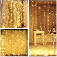 Fairy Lights Amazon Amazon Com Lightess 300 Led String Fairy Light Curtain Lights 8