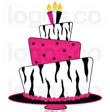 free clipart of birthday cake clipground