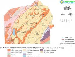 Pennsylvania Gold Prospecting Maps by Maps