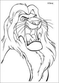 kleurplaat thema leeuwen kleuters lion theme preschool lion