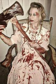 Crazy Woman Halloween Costume 25 Scary Halloween Costumes Ideas Scary