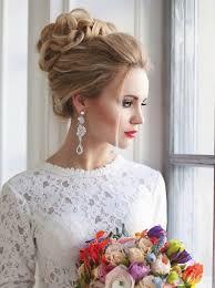coiffure femme pour mariage 80 idées pour le chignon mariage archzine fr