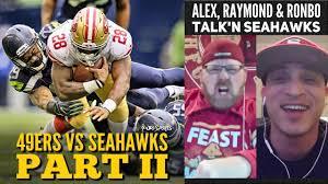 49ers vs seattle seahawks week 12 preview nfl 2017
