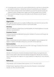 resume for part time job for student in australia a resume for part time job student sle first out of 6 inside