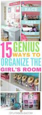 best 25 organizing girls rooms ideas on pinterest organize