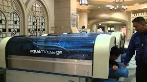 water jet table for sale waterjet self service massage machine in las vegas youtube