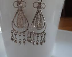 6 Beautiful Chandelier Earrings You Vintage Chandelier Earrings Etsy