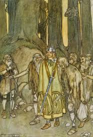 Halloween Poems In Irish Fionn Mac Cumhaill Wikipedia