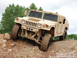 jeep military october 2011 military power the humvee gets a lift diesel power