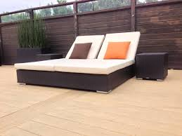 Double Chaise Lounge Sofa by Mandarin Double Chaise Lounge Commercial Outdoor Chaise Lounge