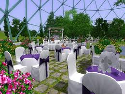 wedding place mod the sims the butterfly house wedding venue
