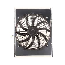 electric radiator fans and shrouds 80417fanz fan shroud combo for radiators