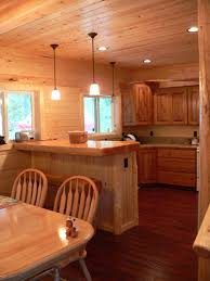 Bamboo Kitchen Cabinets by Kitchen Adorable Hickory Kitchen Cabinets Design Ideas Hickory