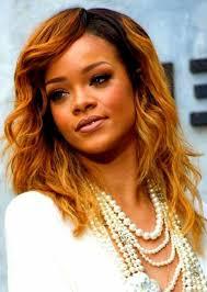 Frisuren Lange Wei゚e Haare by 1001 Ideen Für Rihanna Frisuren Zum Bewundern Und Nachmachen