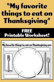 free 5th grade thanksgiving worksheets printables