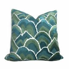 Sofa Pillows Covers by Green Pillow Covers Green Throw Pillows Green Designer Pillows