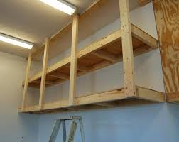 Simple Wooden Shelf Plans by Image Of Garage Shelf Plans Designgarage Shelves Ideas Diy Storage